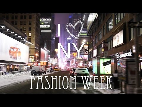 NEW YORK FASHION WEEK | Follow Along