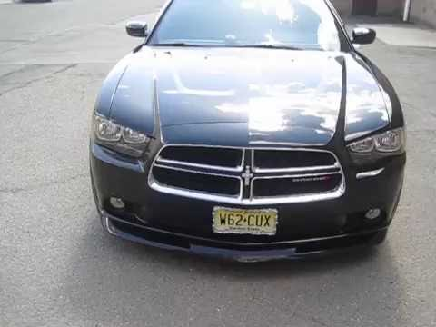 2013 dodge charger SXT Plus Ground Effect - YouTube