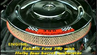 Bullitt The 1967 Ford Mustang Fastback Resto-mod Tribute
