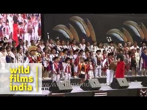 The best of India: Nagaland Hornbill Festival 2013