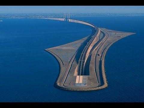 Top 5 Cây Cầu Biến Mất Giữa Biển Độc Đáo Nhất Thế Giới