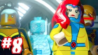 LEGO MARVEL SUPER HEROES Gameplay Walkthrough #8