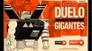 Batalha De Gigantes Novo Jogo Do Cartoon Network