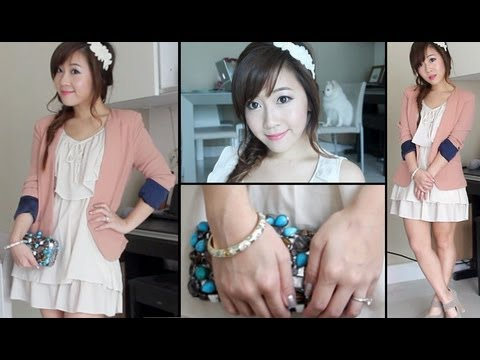 Wedding Guest Makeup Hair And Outfit : Get Ready With Me: Wedding Guest Makeup, Hair and Outfit ...
