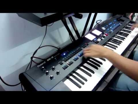 Nhạc Organ Hòa Tấu  Chuyện Tình Không Dĩ Vãng - Nguyễn Kiên