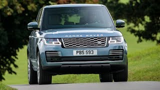 Range Rover (2018) Audi Q7 killer. YouCar Car Reviews.