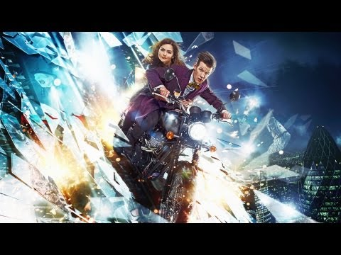 Doctor Who: New Series 7 Part 2 (2013) Launch Trailer - BBC One