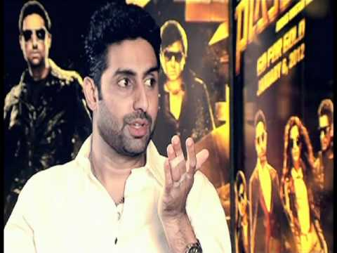 'Very Excited About Bol Bachchan' says Abhishek Bachchan