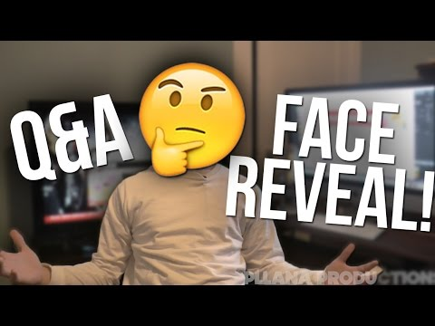 50 Thousand Subscriber Special - Q&A Face Reveal