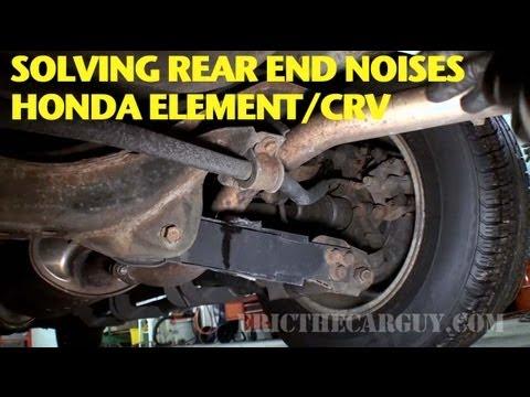 honda odyssey transmission wiring diagram finding and repairing rear end noise    honda    element crv  finding and repairing rear end noise    honda    element crv