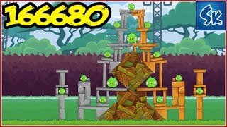 Angry Birds Friends Week 94 93 Level 4 (166K) Feb 24-Mar