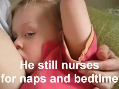Breastfeeding at 31 Months - Nap Time