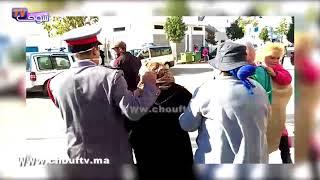 فيديو جد مؤثر لحظة استخراج جثة الشاب اللي قتلوه فوسط دارو فواد لو..شوفو أشنو وقع للأم ديالو |