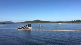 Jetski Backflip Goes 22 Meters in the Air