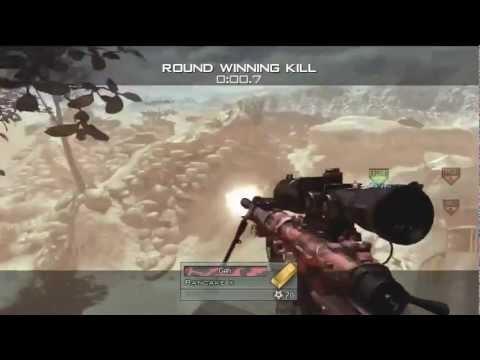 MW2 - Crazy Afghan Trickshot Killcam