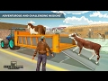 Farm Animal Transport Tractor Android Gameplay