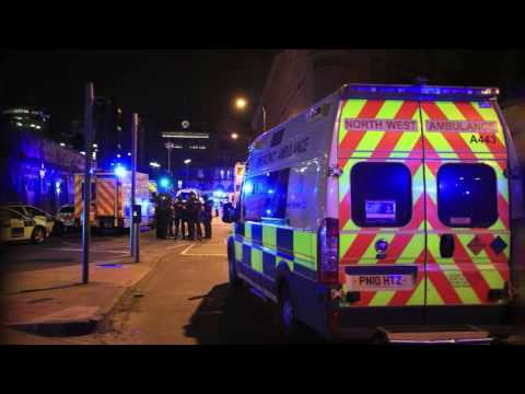 Fatalities at Ariana Grande concert in Manchester