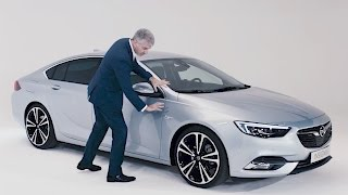 2017 Opel/Vauxhall Insignia Grand Sport - Design Walk Around. YouCar Car Reviews.