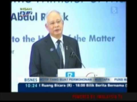 PM Najib's Speech at National Economic Summit and Dialogue 2014 - 7/7