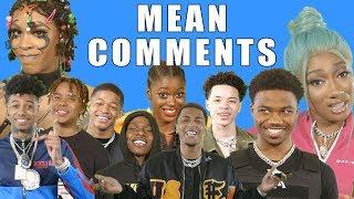 2019 XXL Freshmen Read Mean Comments