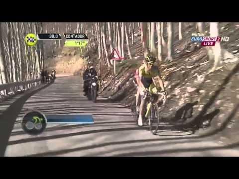 Tirreno-Adriático 2014; 5ª etapa