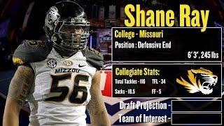 2015 NFL Draft Profile: Shane Ray Strengths And