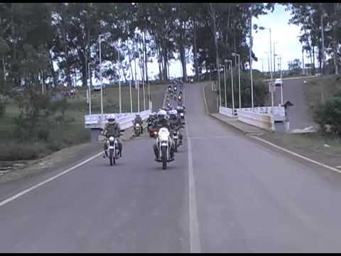 Moto passeio das mulheres