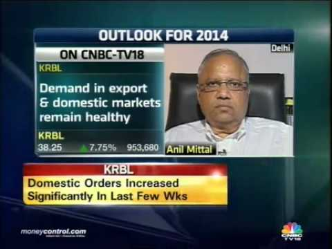 See FY14 export growth at 20%, domestic growth at 35%: KRBL