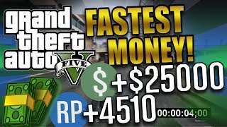 GTA 5 Online Missions That Give You A Lot Of Money