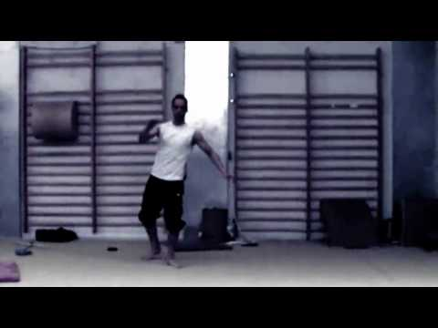 Flying Kicks Reloaded 2010-Martial Arts Tricking-Tricks-Dubstep 2010