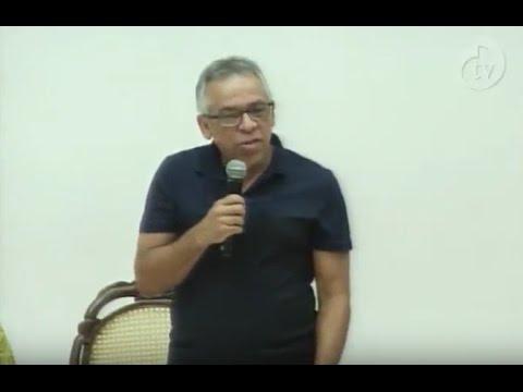 RELIGIÃO PESSOAL - Palestrante: Adenáuer Novaes (01.12.2016)