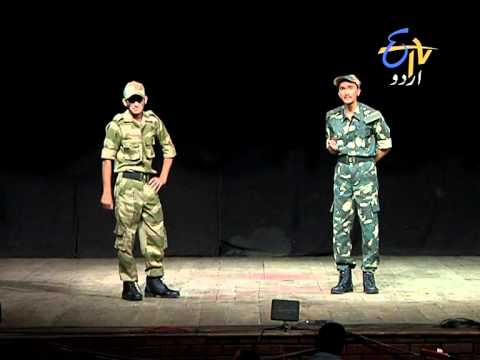 Jung Chahiye ya Aman - A Play by Koshish Theatre Group