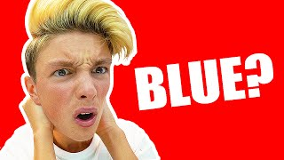 If you ONLY see RED you are dumb! (IMPOSSIBLE QUIZ) *Mind Tricks*