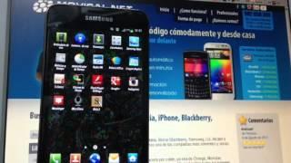 Liberar Samsung Galaxy Note N7000 Por Código Imei Con El