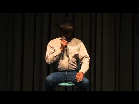Cowboy Poetry at the Blanton with Joel Nelson