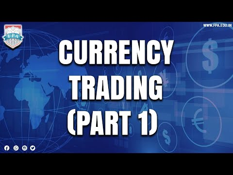 Basics of Currency Trading (Part 1) - Currency Spot & Currency Forward Market