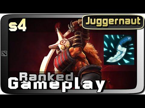 Dota 2 Gameplay: s4 con Juggernaut