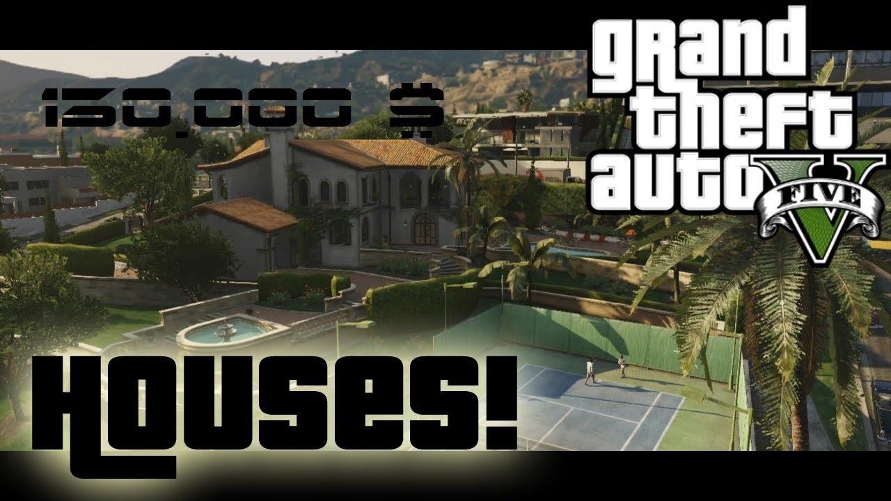 Gta 5 Online House Youtube