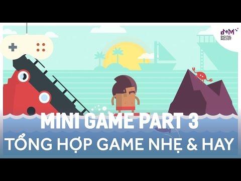 Vật Vờ| Top 5 game mini giải trí vui vẻ cho smartphone (Phần 3)