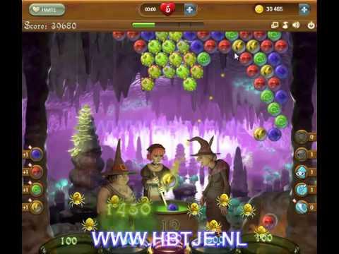 Bubble Witch Saga level 47