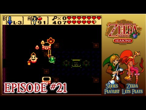 The Legend Of Zelda: Oracle Of Seasons - Explorer's Crypt, The Roc's Cape - Episode 21