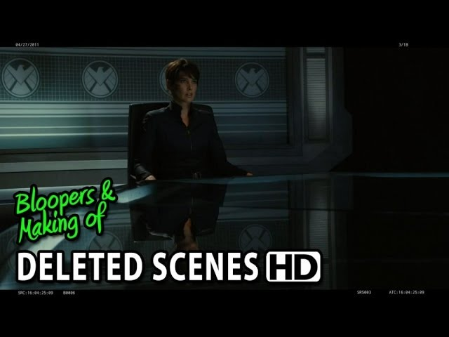 The Avengers (2012) Deleted Scenes Alternate Maria Hill opening