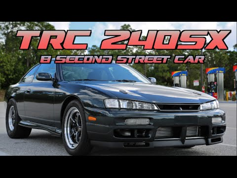 TRC 240sx 2JZ engine build by Real Street!