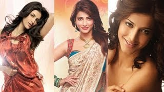 Shruthi Hassan\'s Unseen Collection - Photo Play