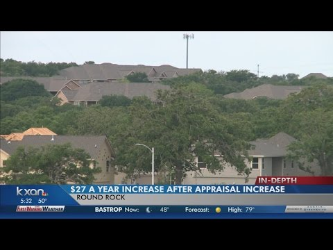 In debate over Round Rock bond, are you being told about appraisal increases?