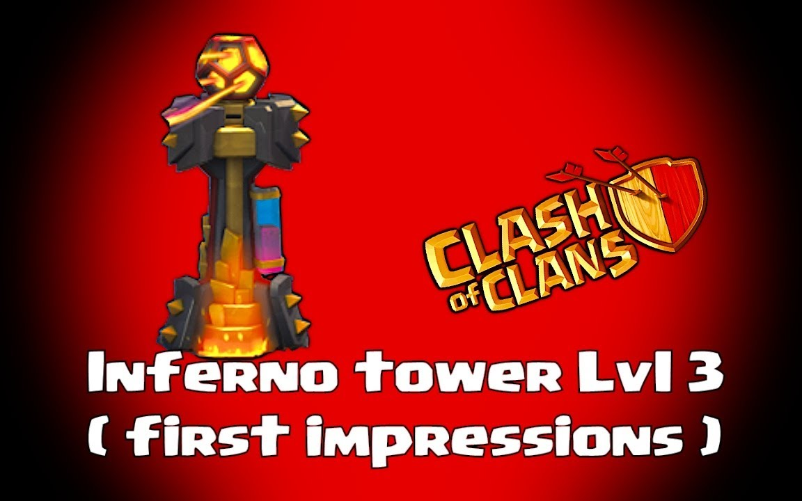 Clash of clans inferno tower