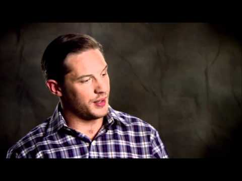 [Warrior: Interview] Trailer Addict // Tom Hardy