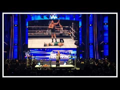 WWE Smackdown 3/3/2015 Verizon Center, Washington DC