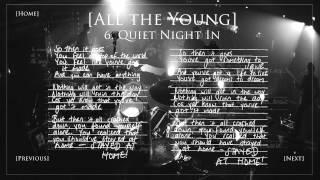 All the Young - Welcome Home - Album Sampler