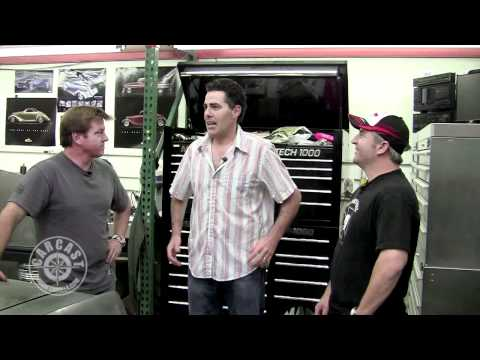 CarCast Chip Foose Shop Tour Pt. 1